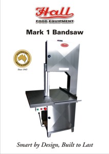 Hall Mark 1 Bandsaw